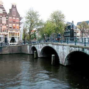 The Escape to Amsterdam