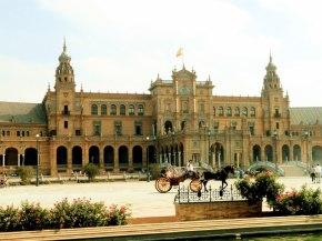 Seville sizzles, even inSeptember