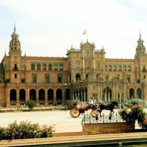 Seville sizzles, even in September