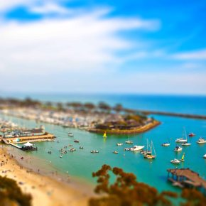 Straight to the point in Dana Point(California)