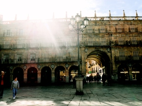 The Salamanca Connection: Getting Schooled
