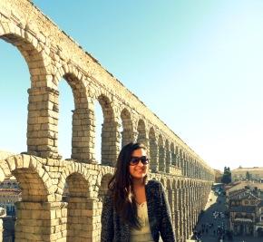 Segovia in December: The Return of the DayTrip