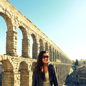 Segovia in December: The Return of the Day Trip