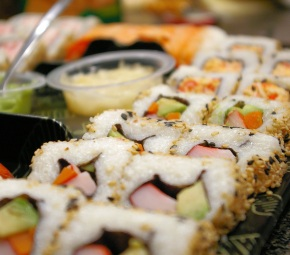 Munchies Monday: Sumosan Sushi inMadrid
