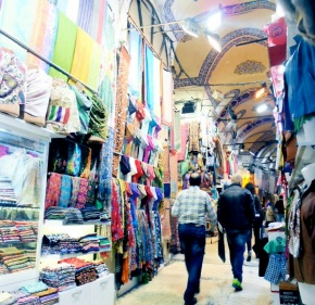 A Week of Istanbul: Shopping