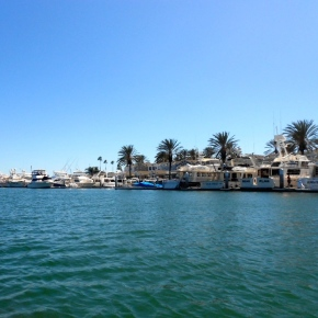 All Aboard: Boating in Newport Beach