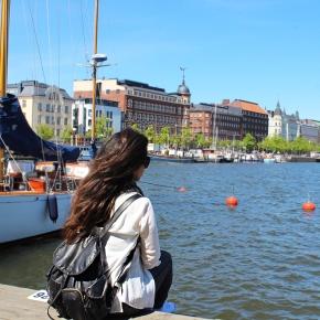 A Holiday in Helsinki(Finland)