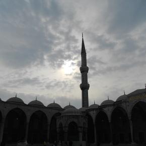 Gratitude in Istanbul
